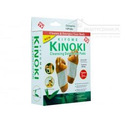 Plastry oczyszczające KINOKI 10 szt.