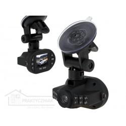 Wideorejestrator samochodowy - kamera Full HD