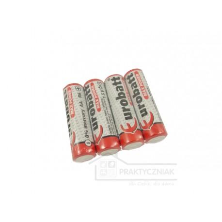Baterie AA (R6)- 4 szt.