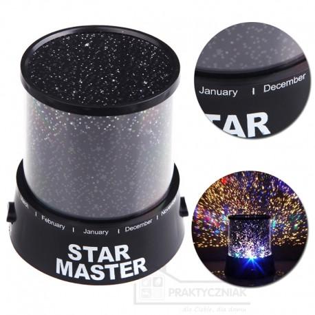 Projektor gwiazd (lampka nocna)